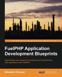 FuelPHP Application Development Blueprints-cover