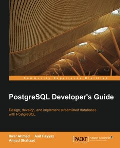 PostgreSQL Developer s Guide-cover