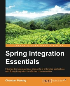 Spring Integration Essentials-cover
