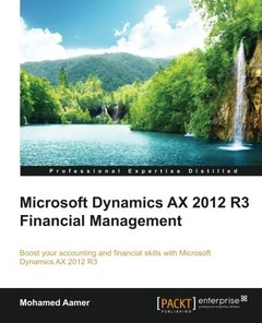 Microsoft Dynamics AX 2012 R3 Financial Management-cover