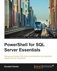 PowerShell for SQL Server Essentials-cover