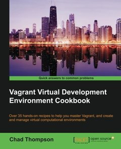 Vagrant Virtual Development Environment Cookbook-cover