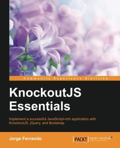 Knockout.JS Essentials-cover