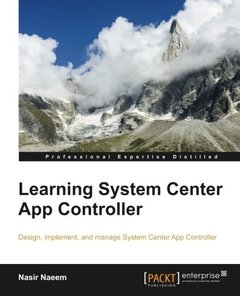 Learning System Center App Controller-cover