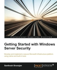 Getting Started with Windows Server Security-cover
