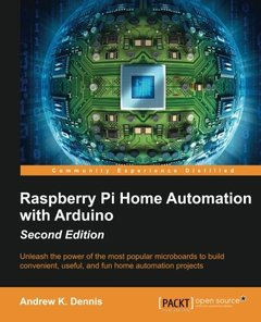 Raspberry Pi Home Automation with Arduino,  2/e(Paperback)-cover