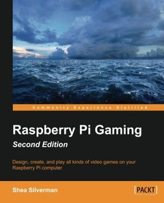 Raspberry Pi Gaming,  2/e(Paperback)-cover