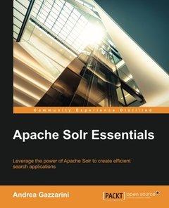 Apache Solr Essentials-cover