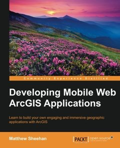 Developing Mobile Web ArcGIS Applications-cover