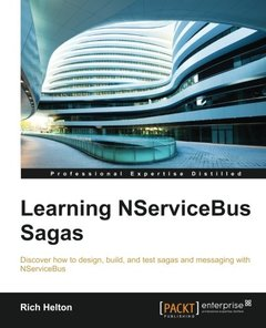 Learning NServiceBus Sagas-cover