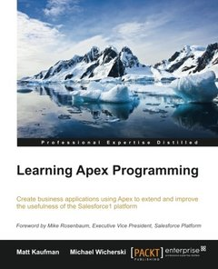 Learning Apex Programming-cover