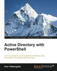 Active Directory with PowerShell-cover