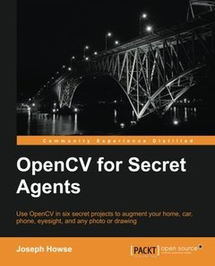 OpenCV for Secret Agents-cover