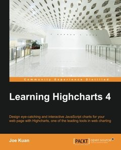 Learning Highcharts 4-cover