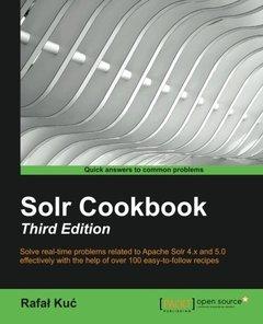 Solr Cookbook, 3/e(Paperback)-cover