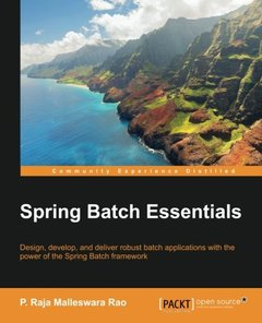 Spring Batch Essentials-cover