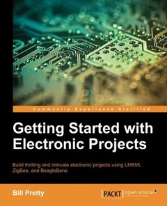 Getting Started with Electronic Projects-cover