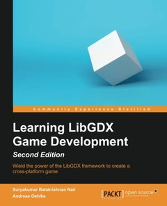 Learning LibGDX Game Development,  2/e(Paperback)-cover