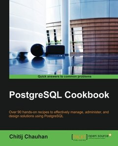 PostgreSQL Cookbook-cover