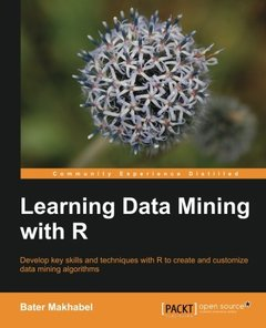 Learning Data Mining with R-cover