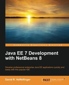 Java EE 7 Development with NetBeans 8-cover
