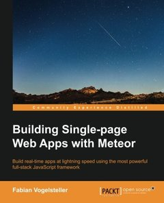 Building Single-page Web Apps with Meteor-cover