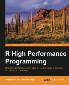 R High Performance Programming-cover