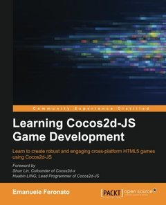 Learning Cocos2d-JS Game Development(Paperback)-cover
