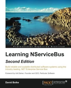 Learning NServiceBus,  2/e(Paperback)-cover