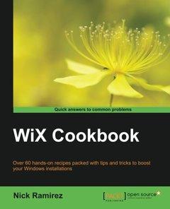 WiX Cookbook-cover