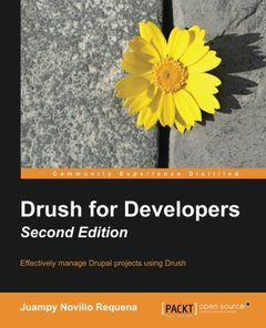 Drush for Developers,  2/e(Paperback)-cover