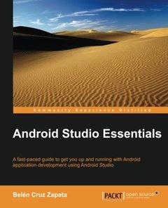 Android Studio Essentials-cover