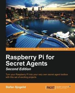 Raspberry Pi for Secret Agents, 2/e (Paperback)-cover