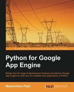 Python for Google App Engine-cover