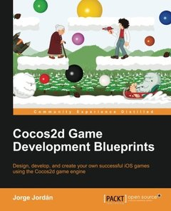 Cocos2d Game Development Blueprints-cover