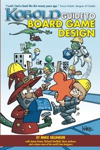 Kobold Guide to Board Game Design (Paperback)-cover