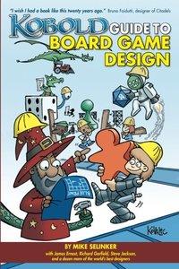 Kobold Guide to Board Game Design (Paperback)-cover