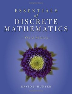 Essentials of Discrete Mathematics, 3/e (Hardcover)-cover