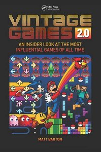 Vintage Games 2.0: An Insider Look at the Most Influential Games of All Time (Paperback)-cover