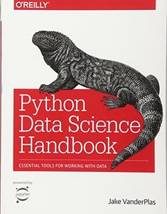 Python Data Science Handbook: Essential Tools for Working with Data (Paperback)-cover