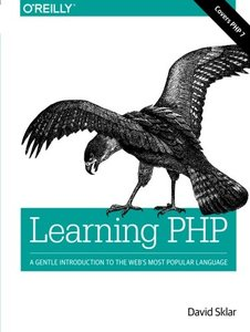 Learning PHP: A Pain-Free Introduction to Building Interactive Websites (Paperback)-cover