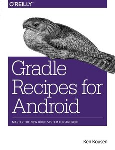 Gradle Recipes for Android (Paperback)-cover