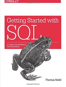 Getting Started with SQL: A Hands-On Approach for Beginners (Paperback)-cover