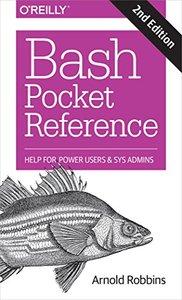 Bash Pocket Reference, 2/e (Paperback)-cover