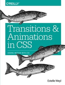 Transitions and Animations in CSS: Adding Motion with CSS (Paperback)-cover