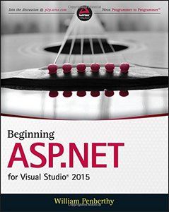 Beginning ASP.NET for Visual Studio 2015 (Paperback)-cover