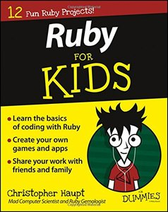 Ruby For Kids (Paperback)-cover