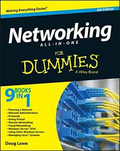 Networking All-in-One E904 (Paperback)-cover