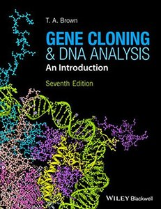 Gene Cloning and DNA Analysis: An Introduction (Paperback)-cover