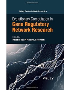 Evolutionary Computation in Gene Regulatory Network Research (Hardcover)-cover